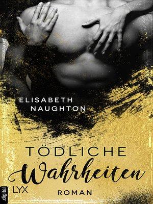 cover image of Tödliche Wahrheiten