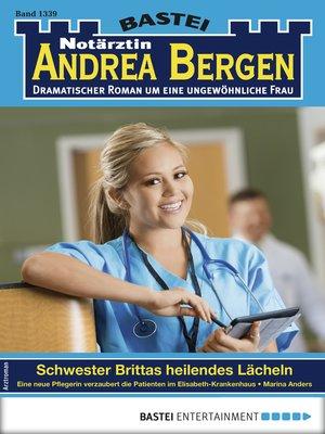 cover image of Notärztin Andrea Bergen 1339--Arztroman