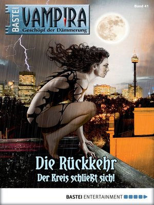 cover image of Vampira--Folge 41
