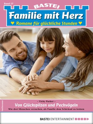 cover image of Familie mit Herz 57--Familienroman