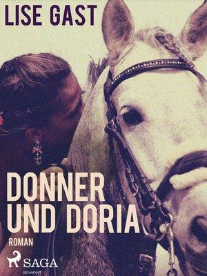 cover image of Donner und Doria
