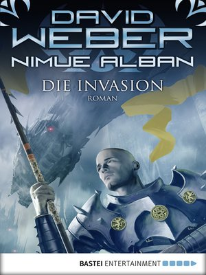 cover image of Die Invasion: Nimue Alban, Bd. 5. Roman