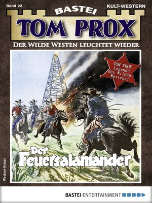 cover image of Tom Prox 23--Western