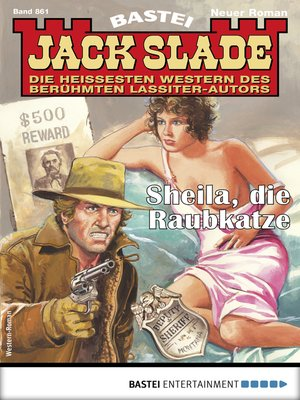 cover image of Jack Slade 861--Western