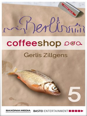 cover image of Berlin Coffee Shop--Episode 5
