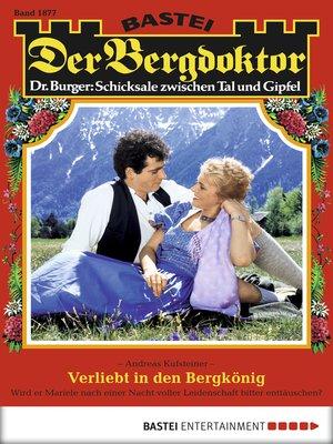 cover image of Der Bergdoktor--Folge 1877