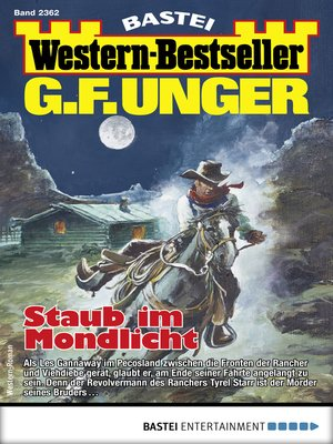 cover image of G. F. Unger Western-Bestseller 2362--Western