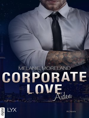 cover image of Corporate Love--Aiden