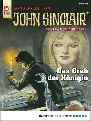 cover image of John Sinclair Sonder-Edition 96--Horror-Serie