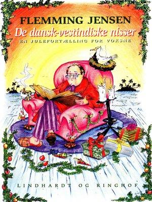 cover image of De dansk-vestindiske nisser