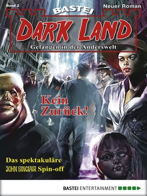cover image of Dark Land--Folge 002