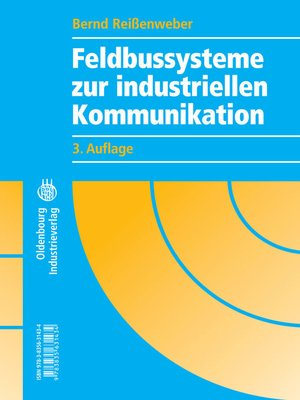 cover image of Feldbussysteme zur industriellen Kommunikation