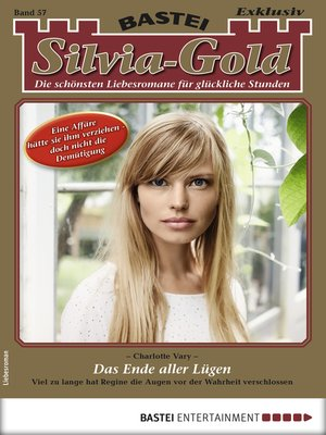 cover image of Silvia-Gold 57--Liebesroman