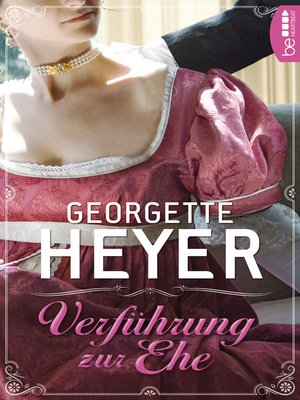 cover image of Verführung zur Ehe