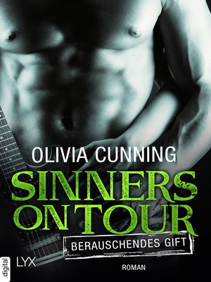 cover image of Sinners on Tour--Berauschendes Gift
