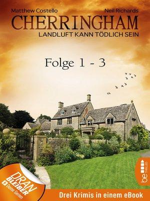 cover image of Cherringham Sammelband I--Folge 1-3