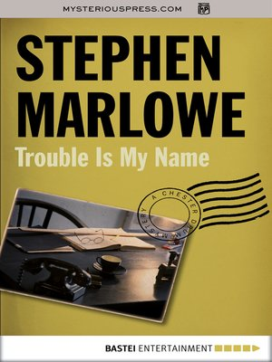 cover image of Trouble Is My Name