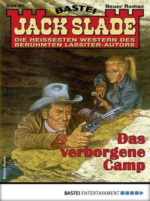 cover image of Jack Slade 896--Western