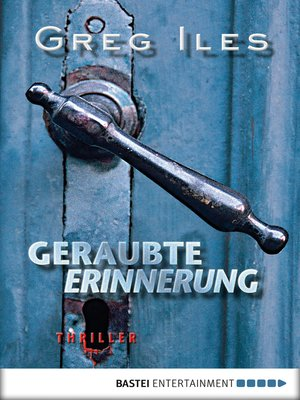 cover image of Geraubte Erinnerung