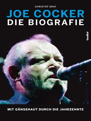 cover image of Joe Cocker--Die Biografie