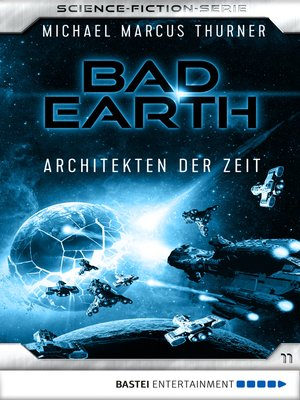 cover image of Bad Earth 11--Science-Fiction-Serie
