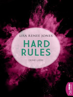 cover image of Hard Rules--Deine Liebe