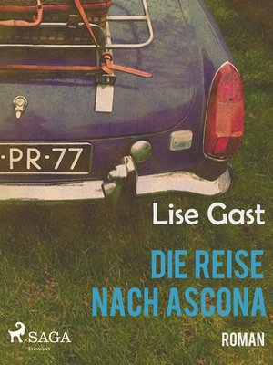 cover image of Die Reise nach Ascona