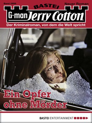 cover image of Jerry Cotton--Folge 2858