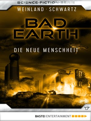 cover image of Bad Earth 17--Science-Fiction-Serie
