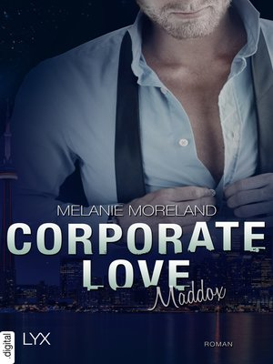 cover image of Corporate Love--Maddox