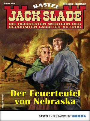 cover image of Jack Slade 889--Western