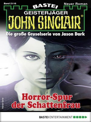 cover image of John Sinclair 2116--Horror-Serie