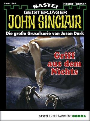 cover image of John Sinclair--Folge 1868