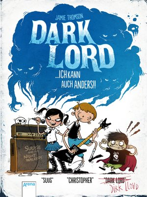 cover image of Dark Lord (3). Ich kann auch anders!