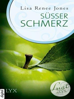 cover image of Lust de LYX--Süßer Schmerz