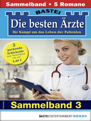 cover image of Die besten Ärzte 3--Sammelband