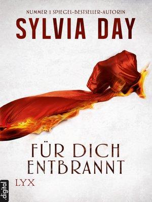 cover image of Für dich entbrannt