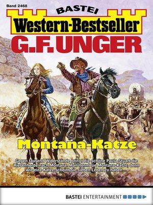 cover image of G. F. Unger Western-Bestseller 2468--Western