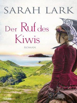 cover image of Der Ruf des Kiwis