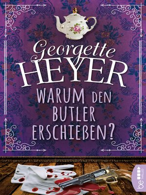 cover image of Warum den Butler erschießen?