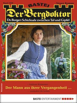 cover image of Der Bergdoktor 1938--Heimatroman