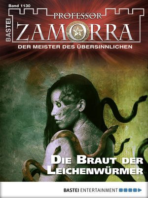 cover image of Professor Zamorra--Folge 1130