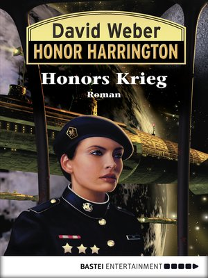 cover image of Honors Krieg: Bd. 14. Roman