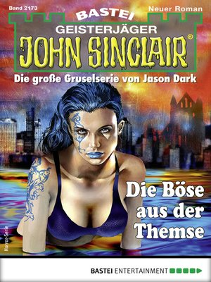 cover image of John Sinclair 2173--Horror-Serie