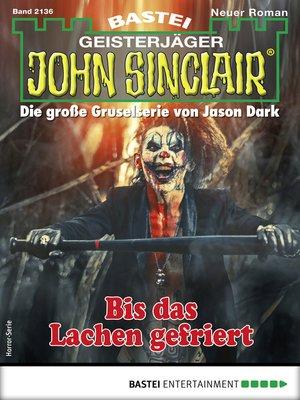 cover image of John Sinclair 2136--Horror-Serie