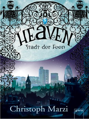 cover image of Heaven. Stadt der Feen