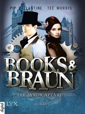 cover image of Books & Braun--Die Janus-Affäre