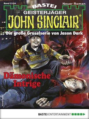 cover image of John Sinclair 2124--Horror-Serie