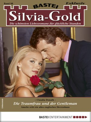 cover image of Silvia-Gold 98--Liebesroman