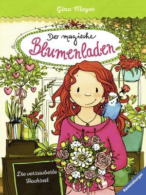 cover image of Der magische Blumenladen 5